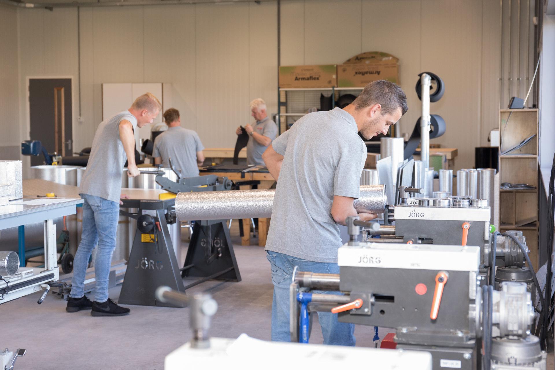 Stiso Staphorst Werkplaats