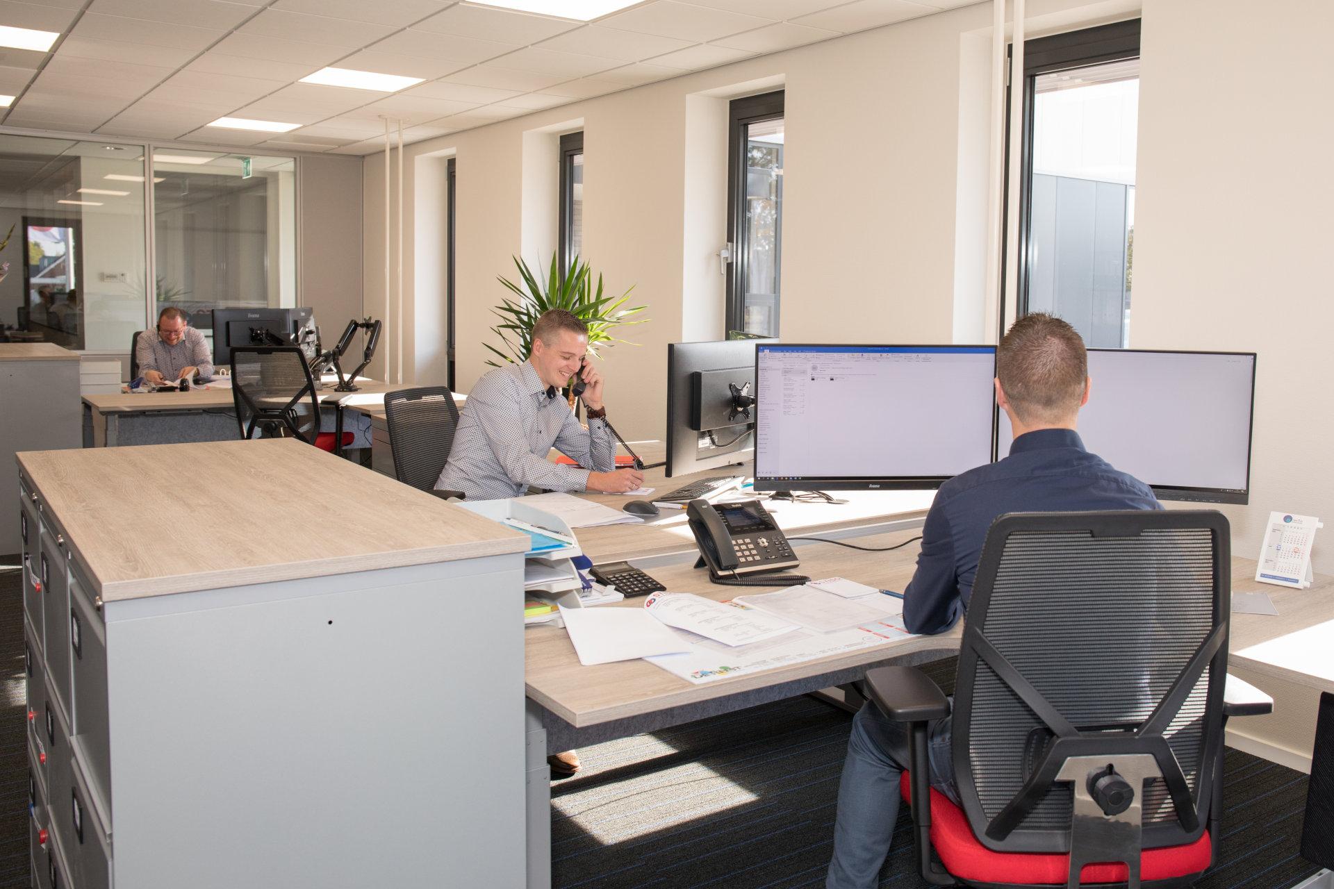 Stiso staphorst kantoor werkplek